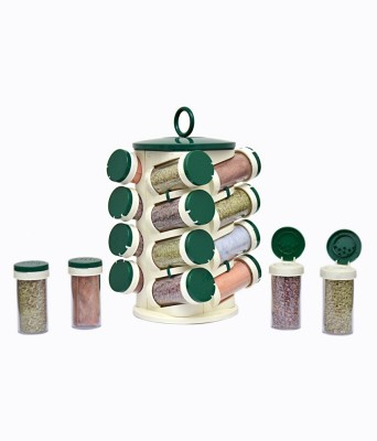 POGO Rack 17 Piece Condiment Set(Plastic) at flipkart