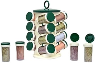 POG Spice BKM & SONS POG Spice set 16 Piece Spice Set(Plastic) at flipkart