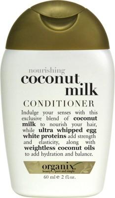 Organix Org Coconut Milk Conditioner(60 ml)