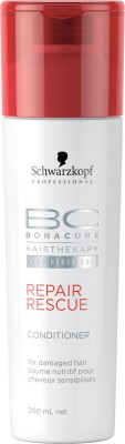 Schwarzkopf Professional BC Repair Rescue Conditioner(200 ml)  available at flipkart for Rs.666