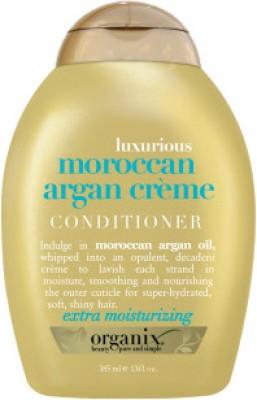 Organix Luxury Moroccan Argan Cream Conditioner(385 ml)