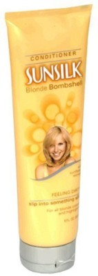 Sunsilk Blond Bombshell with Sunower Extracts (266 ml)(266 ml)