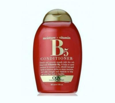 Organix Moisture + Vitamin B5 Conditioner(385 ml)