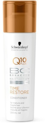 Schwarzkopf Professional Q10 plus BC Hair Therapy Time Restore(200 ml)