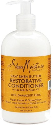 Shea Moisture Raw Shea Butter Restorative Conditioner(384 ml)