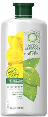 Herbal Essences Wild Naturals Detoxife(405 ml)