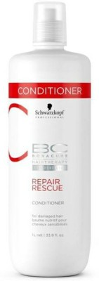 Schwarzkopf Professional BC Hair Therapy Repair Rescue(1 L)  available at flipkart for Rs.1600