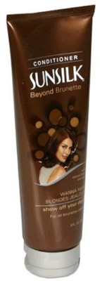 Sunsilk Brunette Conditioner With Cocoa Bean Extracts(266 ml)  available at flipkart for Rs.2882