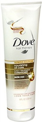 Dove Nutritive Therapy Nourishing Oil Care Daily Treatment(240 ml)