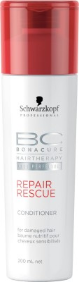 Schwarzkopf Professional BC Hairtherapy Repair Rescue(200 ml)  available at flipkart for Rs.648