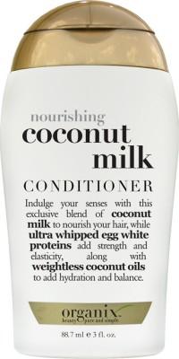 Organix Org Coconut Milk Conditioner(88.7 ml)