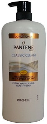 Pantene Pro V Classic Clean Daily Pump(1200 ml)