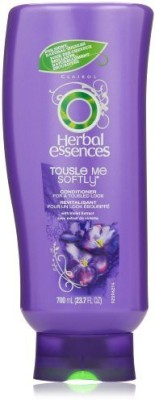 Herbal Essences Tousle Me Softly Hair For A Tousled Look (Pack of 3)(711 ml)