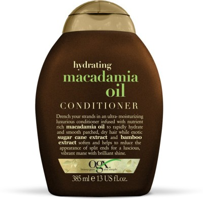 OGX Hydrating Macadamia oil Conditioner(385 ml)
