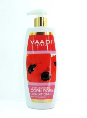 Vaadi Herbals With Hibiscus Extract Corn Rose Conditioner (350gm)