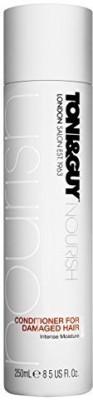 Toni&Guy Toni&Guy Nourish Conditioner for Damaged Hair, 8.5 Fluid Ounce(250 ml)