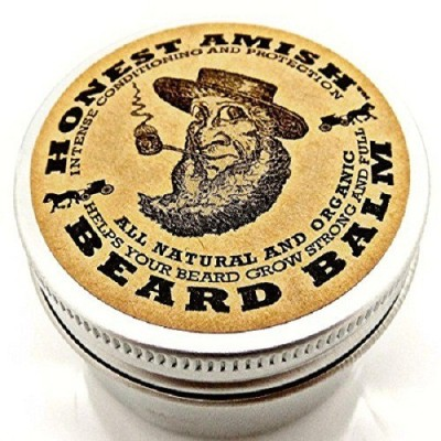 Honest Amish Beard Balm Leave-in Conditioner(59 g) at flipkart