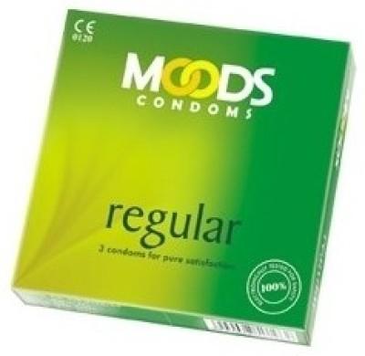 Moods Regular Condoms (120 Condoms)