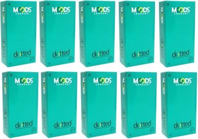 Moods Dotted Condoms (120 Condoms)
