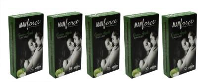 Manforce Green Apple Condom (50 Condoms)