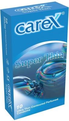 Carex Super Thin Karex Malaysia Condoms(10 Condoms)