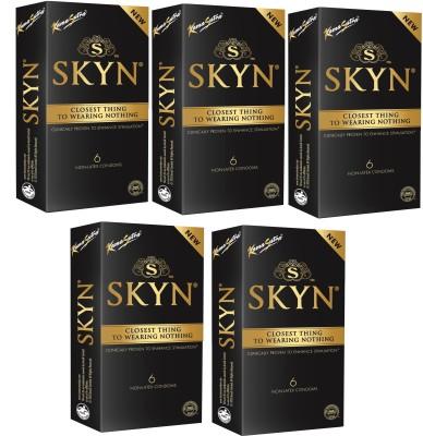 Kamasutra Skyn Condoms (30 Condoms)