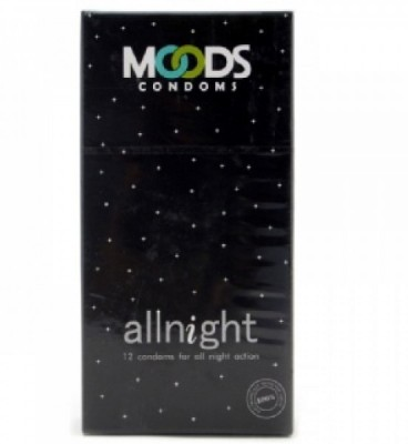 Moods All Night Condoms (36 Condoms)