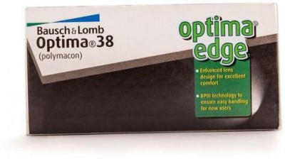 Bausch & Lomb Optima 38 Yearly(-3.25, Contact Lenses, Pack of 1)