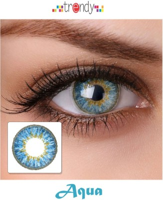 73 Off On Netra Ultravision Ocean Aqua Contact Lenses