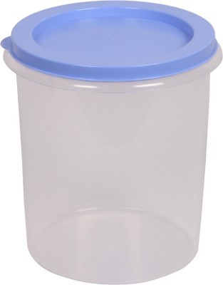 Mahaware Mahaware Kitchen king Container  - 2000 ml Plastic Food Storage(White, Blue)  available at flipkart for Rs.169