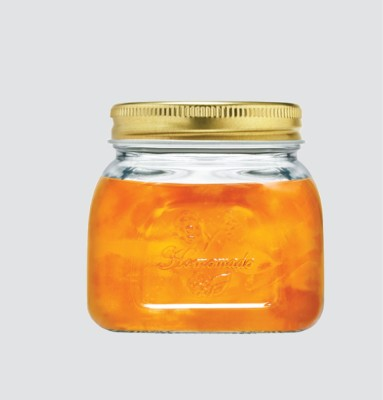 Pasabache   300 ml Glass Honey Jar Clear Pasabache Kitchen Containers