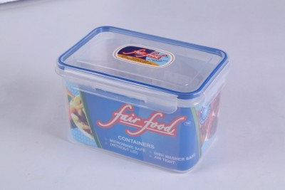 Fair Food  - 2000 ml Plastic Grocery Container(Clear)  available at flipkart for Rs.199