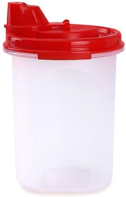 Tupperware  - 440 ml Plastic Multi-purpose Storage Container(Red) at flipkart