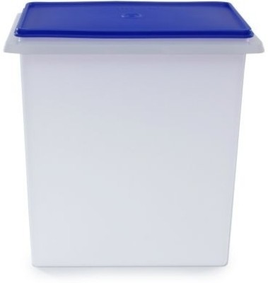 Tupperware Best Storage Air-Tight Container  - 10000 ml Plastic Grocery Container(White, Blue)  available at flipkart for Rs.1350