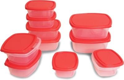 Flipkart SmartBuy 6 Piece Refrigerator Storage Containers(Pack of 6, Blue)