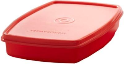 Signoraware Slim Lunch Box Small  - 340 ml Plastic Food Storage(Pink) at flipkart