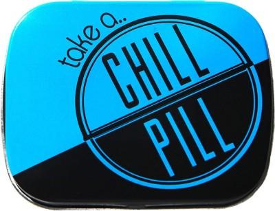 Random in Tandem Chill Pill  - 15 ml Aluminium Utility Box(Multicolor)  available at flipkart for Rs.149