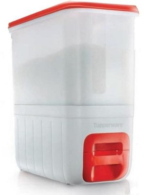 Tupperware  - 10 L Plastic Grocery Container(Multicolor) at flipkart