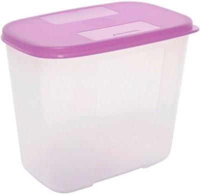 Tupperware   1000 ml Plastic Grocery Container Purple, White