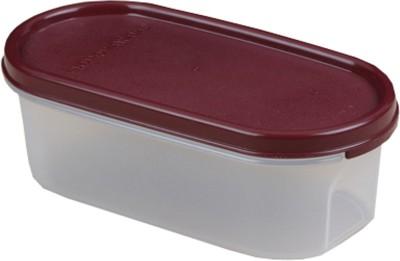 Signoraware Modular Rectangle No.1   500 ml Plastic Bread Container Maroon