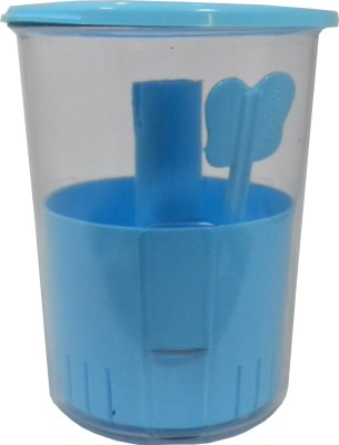 Milton Pickle   1000 ml Plastic Grocery Container Blue Milton Kitchen Containers