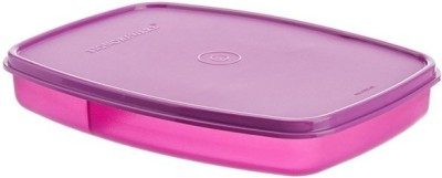 Signoraware 506 SLIM LUNCH BOX  - 620 ml Plastic Multi-purpose Storage Container(Purple)  available at flipkart for Rs.240