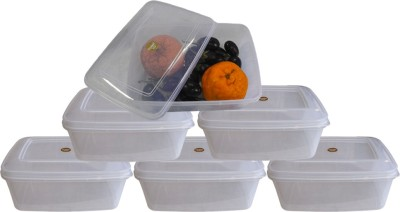 0b7f0e4a481 50% OFF on Chetan Fresh Pack - 1000 ml Plastic Grocery Container(Pack of