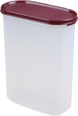 Signoraware Modular Oval No. 4    2500 ml Plastic Food Storage Maroon