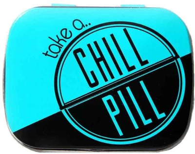 Random in Tandem Chill Pill  - 15 ml Aluminium Grocery Container(Green)  available at flipkart for Rs.149