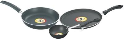Pigeon Cookware Set Aluminium, 3   Piece Pigeon Cookware Sets