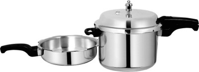 Sumeet Alumina 9 ltr Combo Cookware Set Aluminium, 2   Piece