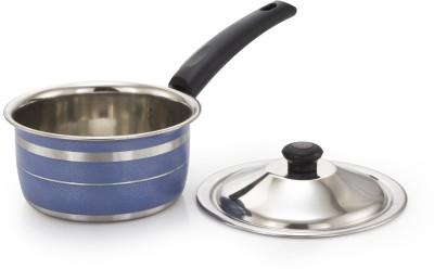 Mahavir SPLDBL Induction Bottom Cookware Set Stainless Steel, 1   Piece