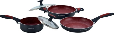 Wonderchef Burlington Induction Bottom Cookware Set
