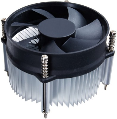 Redeemer C2D DUAL CORE LGA 775 CPU Cooler(Black, Silver)